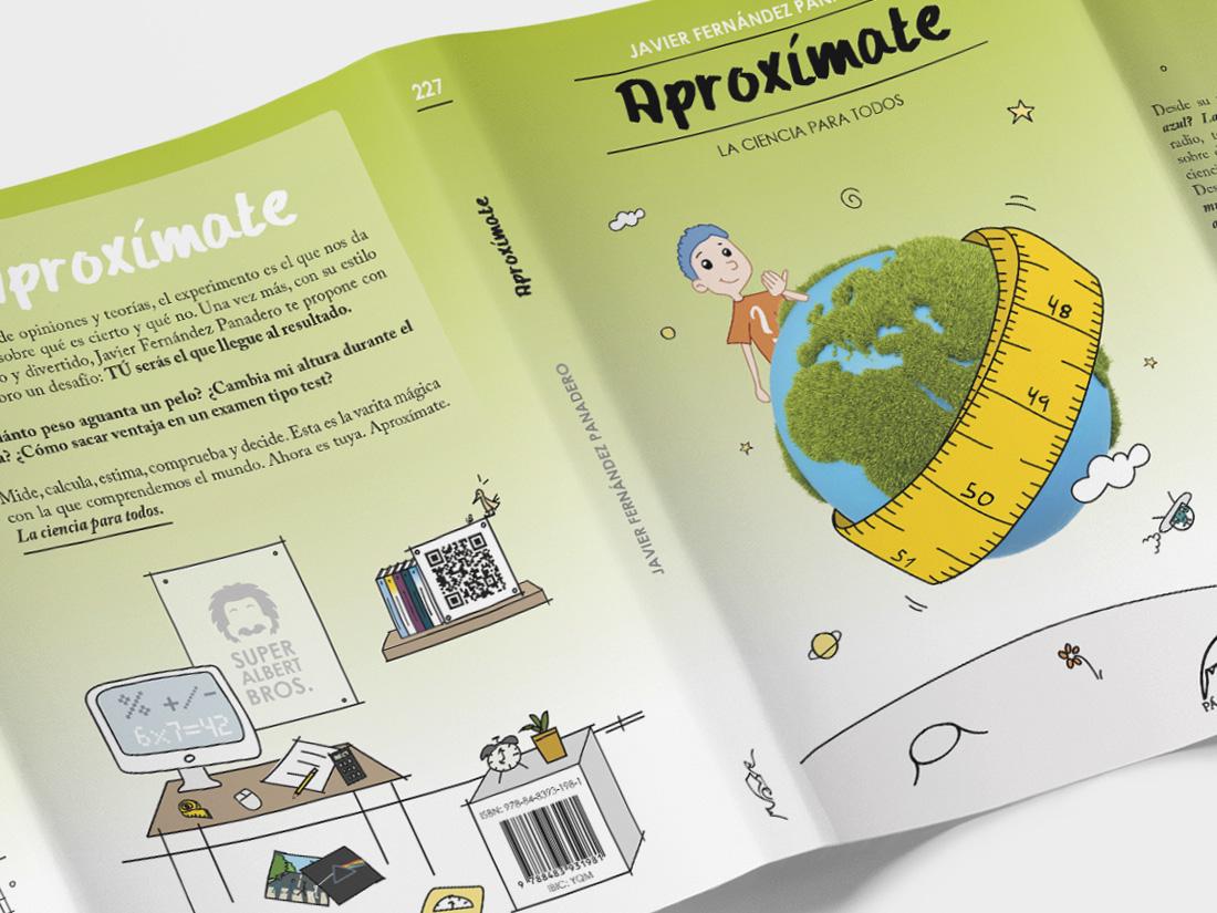 Diseño gráfico editorial - Aproxímate